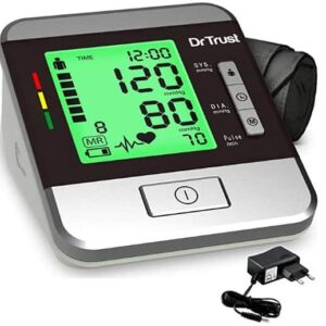 Dr Trust Automatic Blood Pressure Monitor
