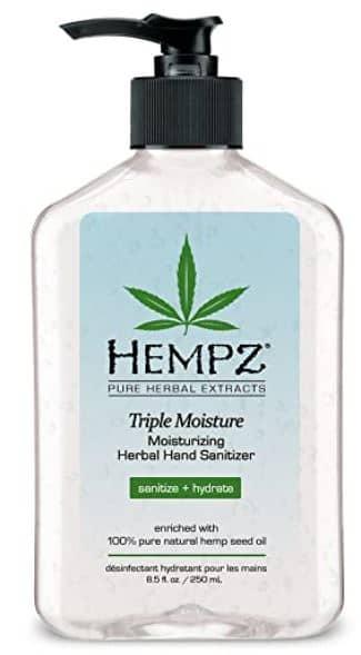 Hempz herbal best sanitizers