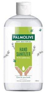 Palmolive hand sanitizer with 72 percent alcohol