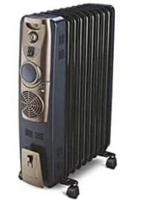 Bajaj Majesty RH 9F Plus 2400-Watt Oil Filled Radiator