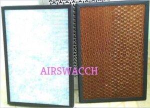 Okaysou Airmax8L Filters Backside
