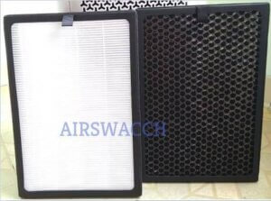 Okaysou Airmax8L Filters Front