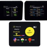 BEST AIR QUALITY MONITOR IN INDIA POLLUTION TESTER PM2.5