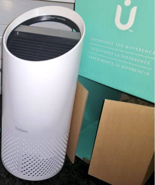 TruSens Z-1000 air purifier review