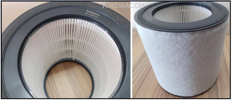 TruSens Z-3000 Standard Filter drum