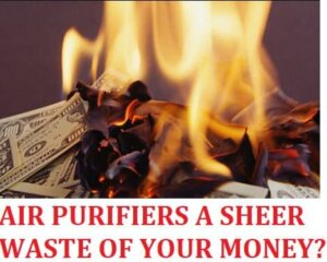 Air air purifiers waste of money