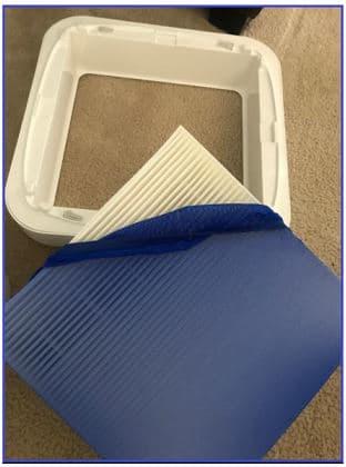 Blueair Fan Filter