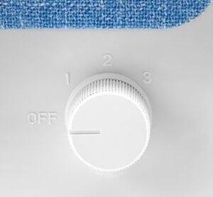 Levoit lv-H126 air purifier Knob