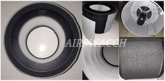 TruSens Air Purifier Filters