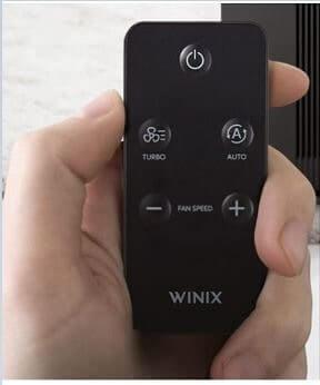 Winix 5500 remote control