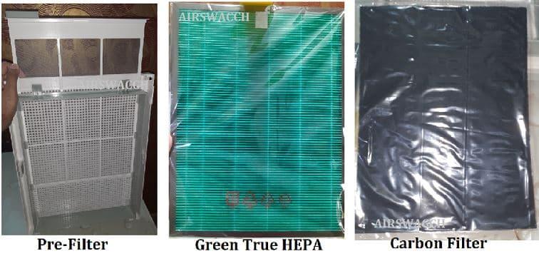 Airmega 150 filter