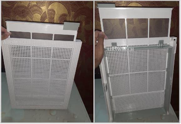 Airmega 150 pre-filter