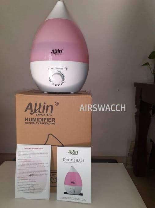 Allin Humidifier Drop Shape