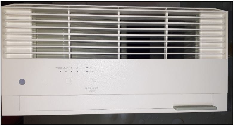 Coway Airmega AP1019C Control Panel