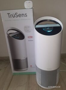 Unboxing TruSens Z 3000 Air purifiers